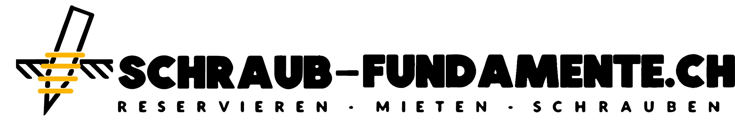 Schraub-Fundamente.ch